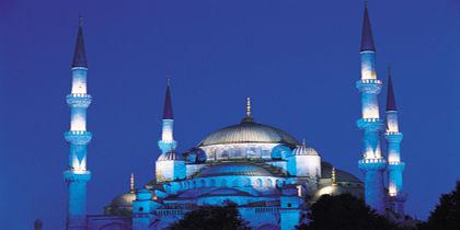 Sultanahmet, Istanbul, Türkei