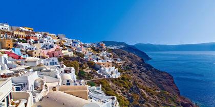 Oia, Santorini, Hellas