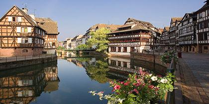 La Petite France, Straßburg, Frankreich