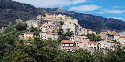 Corte, Northern Corsica, France