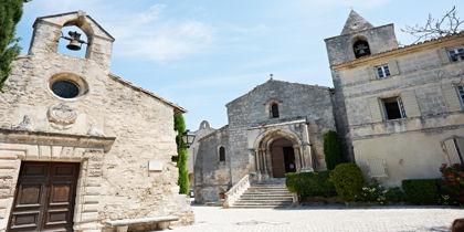 Les Baux-de-Provence, St.-Remy-de-Provence, France