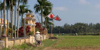 Cam Nam Island, Hoi An, Vietnam