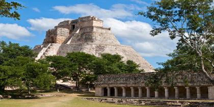 Uxmal, Merida, Mexico