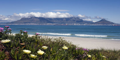 Blaauwberg Coast, Cape Town, South Africa