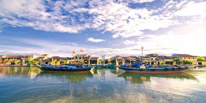 Riverside Hoi An, Hoi An, Vietnam