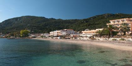 Benitses, Corfu Island, Greece