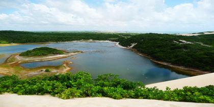 Dunes Park, Natal, Brazil