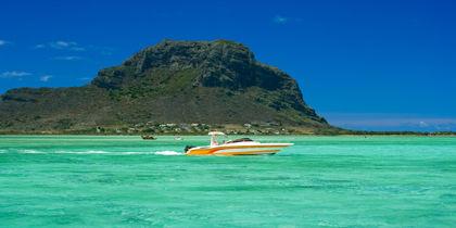 Le Morne, Mauritius Island, Mauritius