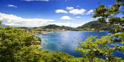 Les-Saintes, Guadeloupe (islands), Guadeloupe