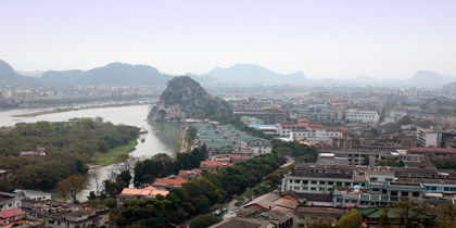 Guilin City Centre, Guilin, China