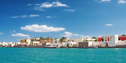 El Gouna, Hurghada, Egypten