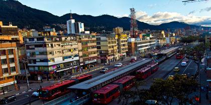 Chapinero, Bogota, Colombia