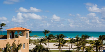 South Beach, Miami, Florida, United States of America