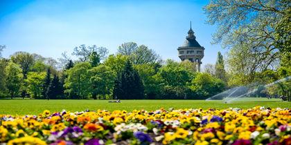 Ile Marguerite, Budapest, Hongrie