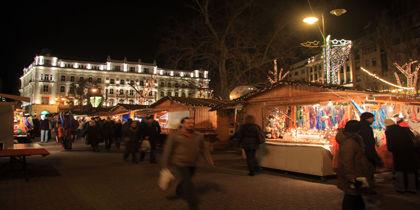 Innenstadt, Budapest, Ungarn