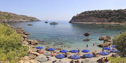 Фалираки, Остров Родос, Греция