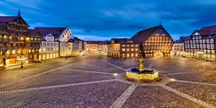 Hildesheim, Hannover, Tyskland
