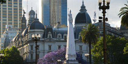 Buenos Aires sentrum, Buenos Aires, Argentina