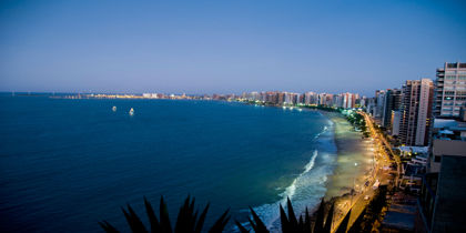Beira Mar, Fortaleza, Brasil