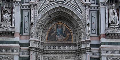 Santa Croce, Florencja, Włochy
