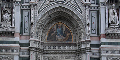 Santa Croce, Florens, Italien