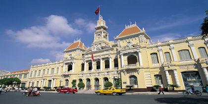 Dong Khoi, Ho Chi Minh City, Vietnam