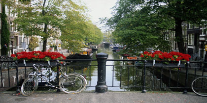 Canal Ring, Amsterdam, Netherlands