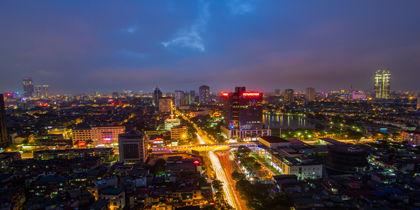 Dong Da, Hanoi, Vietnam