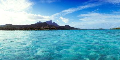 Motu Toopua, Bora Bora, French Polynesia