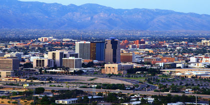 Downtown Tucson, Tucson, Arizona, United States of America