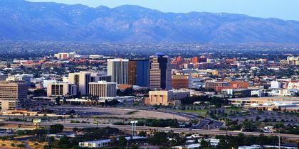 Downtown Tucson, Tucson, Arizona, United States of America
