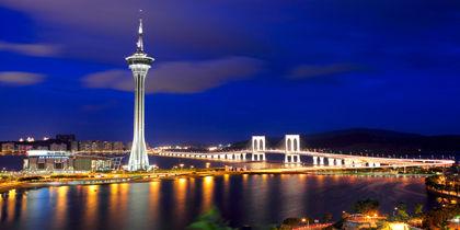 Península de Macau, Macau, Macau