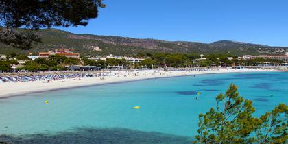 Palmanova, Mallorca Island, Spain