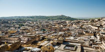 Médina de Fès, Fès, Maroc