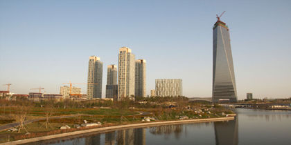 Songdo, Incheon, South Korea