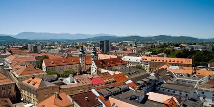 Klagenfurt am Woerthersee, Central Carinthia, Austria