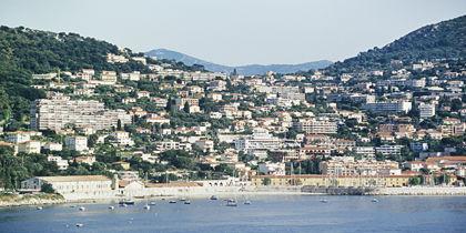 Villefranche-sur-Mer, Nice, Frankrike