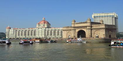 Colaba, Mumbai, Indien