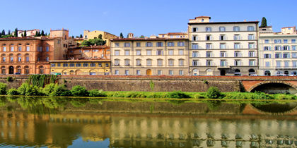 Oltrarno, Florence, Italy