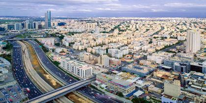 Downtown Tel Aviv, Tel Aviv, Israel