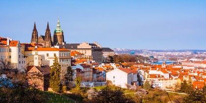 Mala Strana (Lesser Town), Prague, Czech Republic