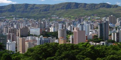 Downtown Belo Horizonte, Belo Horizonte, Brazil