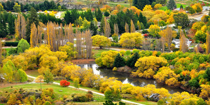 Arrowtown, Queenstown, New Zealand