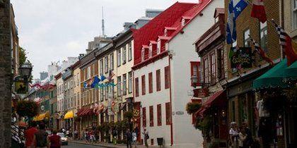 Upper Town, Quebec, Quebec, Canada