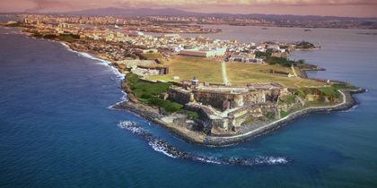 San Juan, Puerto Ricon saari, Puerto Rico