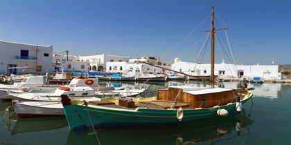 Parikia, Paros Island, Greece