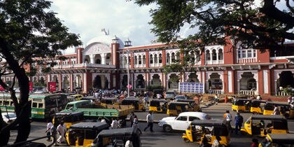 Egmore - Kilpauk, Chennai, India