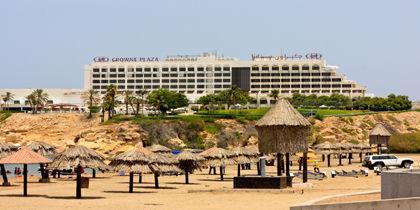 Shatti Al Qurum, Muscat, Oman