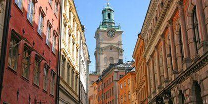 Sodermalm, Stockholm, Sweden