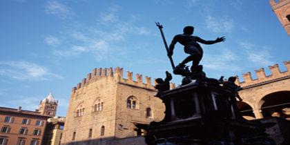 Östliches Bologna, Bologna, Italien